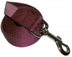 The Original Leash in Burgundy Wine