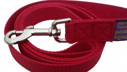 The Original Leash in Super Red