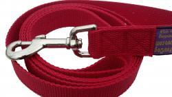 The Original Leash in Super Red