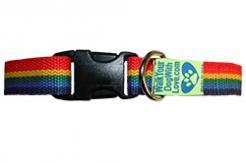The Original Collar in Rainbow