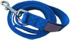 The Sportso Doggo Leash in Sapphire Blue