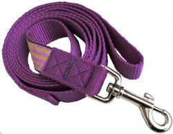 The Sportso Doggo Leash in Amethyst Purple